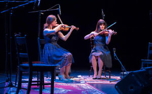 Folk Duo: The Sizzle Sisters