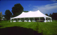 Tent Rentals and Accessories