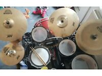MAPEX Armory Drum Kit (Hardware, Cymbals and Pedal included)