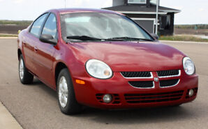 2004 Dodge Neon SX2.0 with only 113,000km in Great Shape