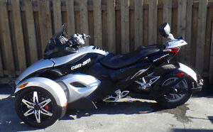 Can Am Spyder GS
