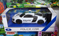 Audi R8 Police Edition R/C Full Function Remote Controlled Car