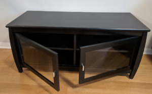 Used Black TV Stand for sale