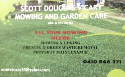 Do You Need Your Lawn Mowed  Logan Central Logan Area Preview