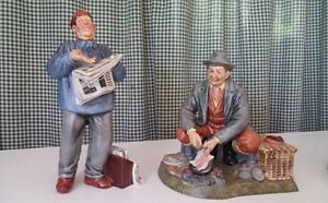 discontinued Royal Doulton Figurines