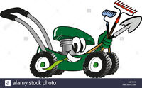 I WILL MOW YOUR LAWN - GRASS - 1ST CUT FREE