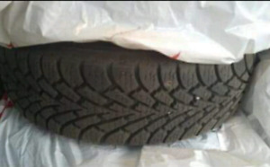 Practically new Nordic winter tires 175/70/14