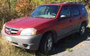 2001 Mazda Other DX SUV, Crossover