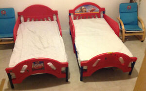 Cars Toddler/Children's beds & Thomas Chairs for sale