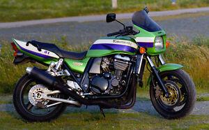 1999 Kawasaki ZRX1100 ELR