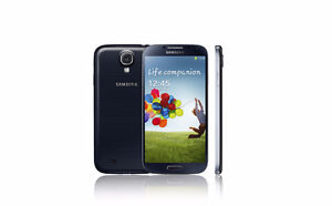 THE CELL SHOP has a Blue Samsung S4 with Bell/Virgin