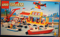 Lego #6543 Sail 'N Fly Marina Complete