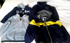 Sweaters and Fall Jacket Set-4T