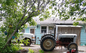 Tractor for trade