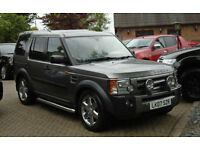 2007 Land Rover Discovery 3 2.7TD SE 7 Seats (75000 Miles) Px Welcome