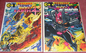 Deathwatch 2000 - Earth 4 and Armor - Continuity Comics Cambridge Kitchener Area image 1