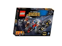 Lego Super Heroes Gotham City Cycle Chase