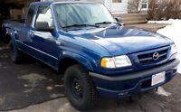 2007 Mazda B3000 Pickup Truck