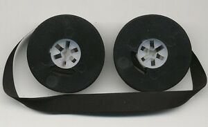 REMINGTON UNIVERSAL BLACK TYPEWRITER RIBBON FRESH INK