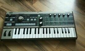 Korg Microkorg Synthesizer Keyboard
