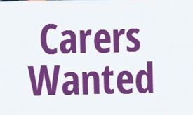 WANTED SELF EMPLOYED CARE -SUPPORT WORKERS £10 ph