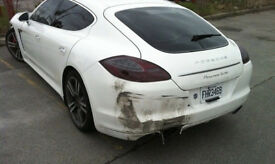BREAKING PORSCHE PANAMERA ALL PARTS AVAILABLE