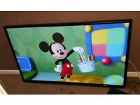 LG 47 inch supper slim line led full HD TV excellent condition fully working