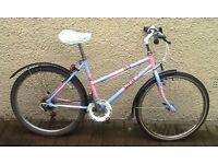 "Bike/Bicycle.LADIES RALEIGH "" COCO "" MOUNTAIN BIKE"