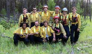 FOREST FIRE FIGHTERS REQUIRED