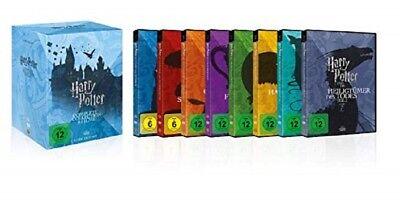 6' - Box (Harry Potter Box Komplettbox Teil 1+2+3+4+5+6+7.1+7.2 NEU OVP 8 DVDs Alle Teile)