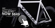 YES Single Speed Fixie Bikes 56cm Fixed Gear UNISEX Adelaide CBD Adelaide City Preview