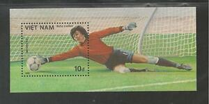 VIET-NAM-1613-MNH-WORLD-CUP-SOCCER-MEXICO-86-Souvenir-Sheet