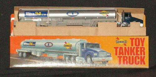 Vintage Sunoco Toy Tanker Truck 1994 First Collector's Edition NIB