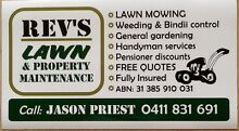 REV'S Lawn And Property Maintenance Anna Bay Port Stephens Area Preview