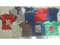 Boys Tshirt bundle age 2-3