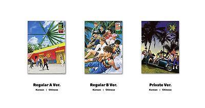 EXO 4TH ALBUM The War KO KO BOP ALL VER. 6 CD + PHOTOCARD + 6 POSTER TUBE
