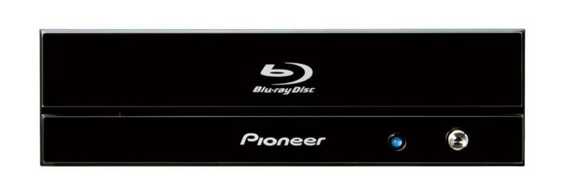 Pioneer 16X Ultra HD Blu-Ray Burner Burn & Read Bluray CD DVD 3D UHD BDR-S12UHT
