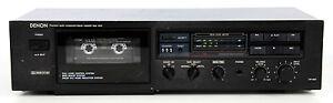 Denon-estereo-videocasetes-tape-Deck-Dr-m07-full-logic-control-system-fabricada
