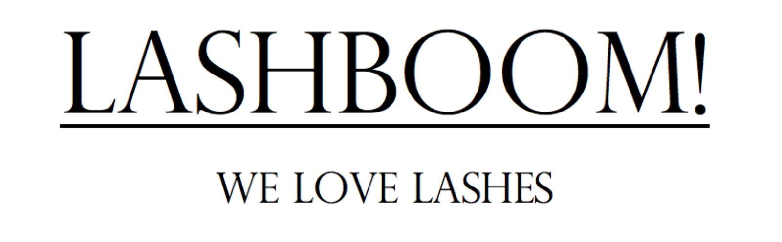 LASHBOOM! - WE LOVE LASHES -