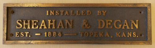 Sheahan & Degan Builder