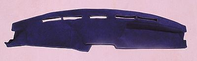 - 1987-1991 FORD f150 f250 f350 TRUCK  DASH COVER MAT navy blue