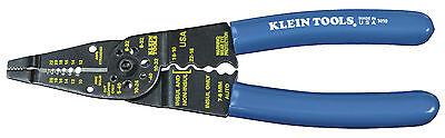 Klein Tools 1010 Long-nose Multi-purpose Stripcrimp Tool