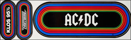 AC/DC / Fastway Original 80