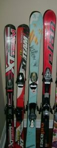parabolic downhill skis for kids