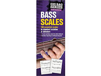 Gig Bag series For Bassists - Book of Bass Scales