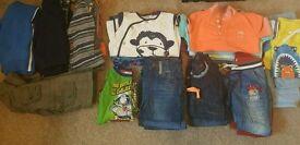 Boys Bundle 12-18 months (28 items)