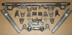 "POWER BARS SWAY BAR KIT 29"" X 1.00 X 1 1/8"" X 48 SPLINE BAR ENDS Belleville Belleville Area image 1"