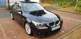 2007 BMW 5 Series 2.0 520d M Sport 4dr Manual @07445775115