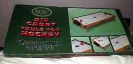 JAQUES AIR CADET TABLE TOP HOCKEY