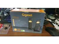 Gigaset A120 twin/duo home phone